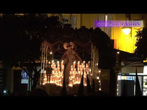 Virgen de Regla (Panaderos) por la Plaza del Salvador (Semana Santa Sevilla 2018)