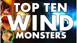 SUMMONERS WAR : TOP 10 WIND MONSTERS !!!