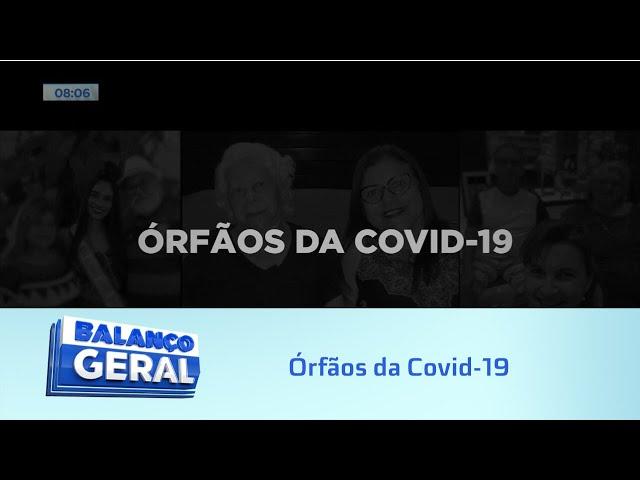 Órfãos da Covid-19: Mãe e filha morrem no intervalo de 40 dias