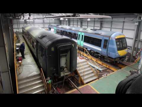 HD We Are Modernising - Refurbishment Preview