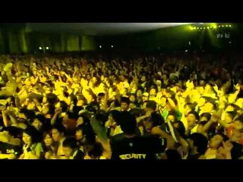 Linkin Park - Faint Live @ Live Earth Tokyo 7.7.07