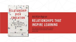 Relationship-Rich Education: Isis Artze-Vega on inspiring learning