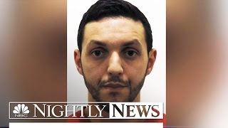 Last Known Paris Attacks Suspect Has Been Captured, Prosecutors Say | NBC Nightly News