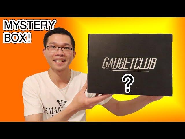 Gadget Club Sent Me This Mystery Box!