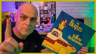 """The Beatles """"Yellow Submarine Songtrack""""  Re Upload"""