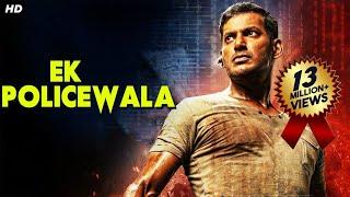 EK POLICEWALA Blockbuster Hindi Dubbed Full Action Movie | Vishal Movies In Hindi Dubbed Full