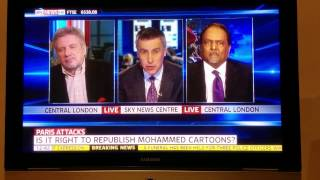 Sky News Interview with National President AMA UK