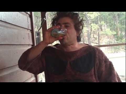 drinking amanita muscaria urine