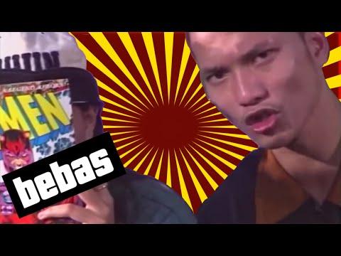 Iwa K - Bebas [HD]