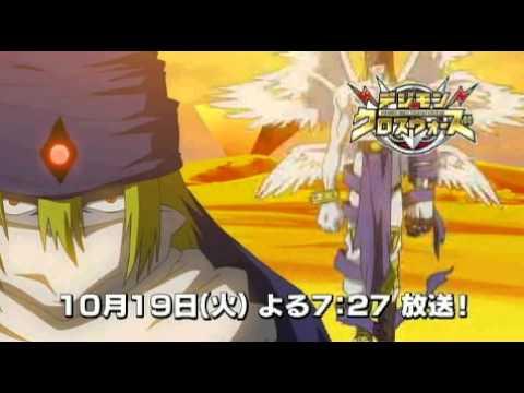Episode 13 P @ Digimon Xros Wars HD