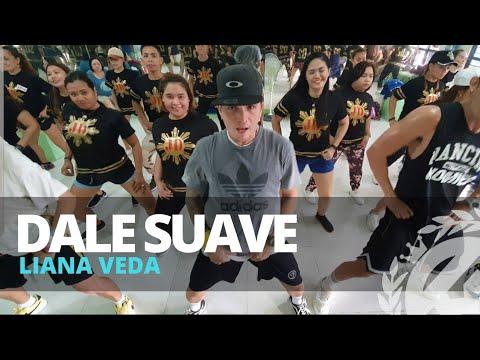 DALE SUAVE by Liana Veda | Zumba | Reggaeton | TML Crew Kramer Pastrana