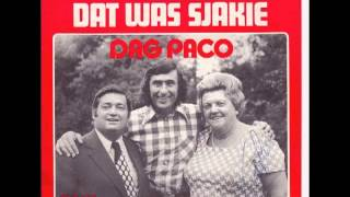 WILLY ALBERTI & TANTE LEEN Dag Paco