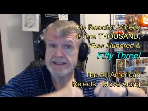The All-American Rejects - Move Along : My Reaction Videos #1,453