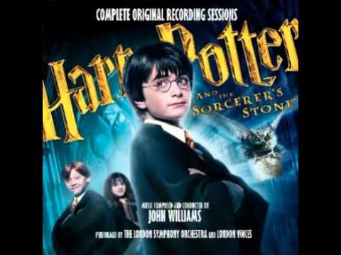 Harry Potter and the Sorcerer's Stone Complete Score - Arrival at Hogwarts / Into the Great Hall