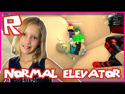 The Normal Elevator / Weird Stuff / Roblox