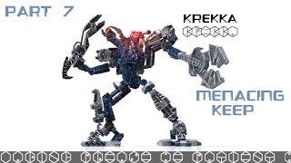 Menacing Keep! - Bionicle Heroes Playthrough - Part 7