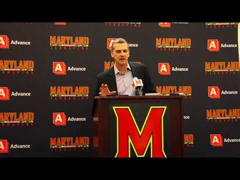Mark Turgeon Ohio Post Game Press Conference