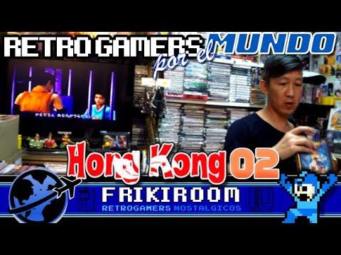 RetroGamers en el Mundo - HongKong #02
