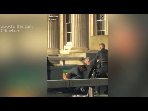 Нападавший на Лондонском мосту был судим за связи с терроризмом