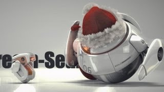 Christmas Robots - Animated Short Film - Animierte Kurzfilme X-Mas