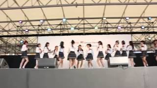 AKB48 Team8富士スピードウェイ2014年11月23日 制服の羽根 撮影機材:Ca...