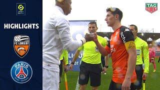 FC LORIENT - <b>PARIS SAINT-GERMAIN</b> (3 - 2) - Highlights - (FCL ...
