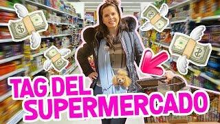 TAG DEL SUPERMERCADO | BAILANDO EN PUBLICO | EL MUNDO DE CAMILA