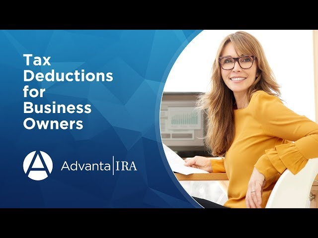 Tax Deductions for Business Owners