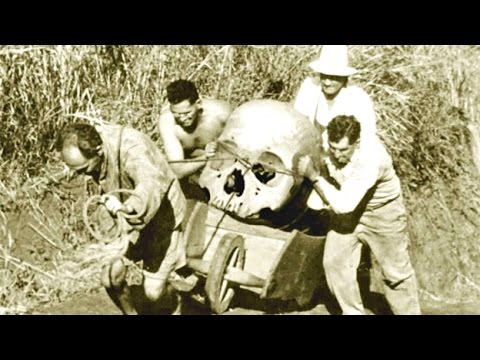 Did Giants build Etowah Indian Mounds, Georgia? (Nephilim Proof)