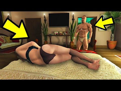 WHAT HAPPENS TO AMANDA WHEN MICHAEL DIES? (GTA 5)