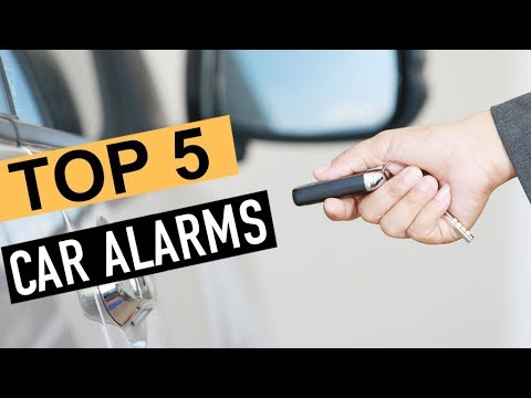 Car alarm system shop near me