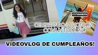 VIDEOVLOG DE CUMPLEAÑOS! # COMPRAS, RECREATIVOS, BOLERA!