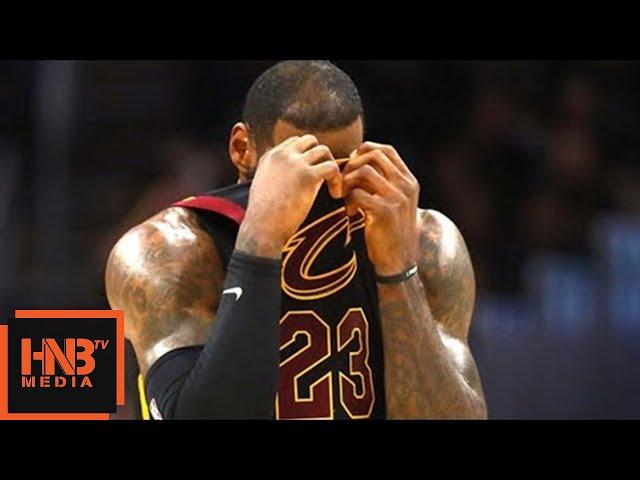 Cleveland Cavaliers vs Golden State Warriors 1st Qtr Highlights / Game 4 / 2018 NBA Finals