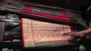 Kain Songket Palembang