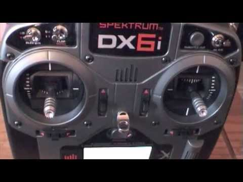 Spektrum DX6i Transmitter / Stick Calibration VERY IMPORTANT !!! from youtube.com · Duration:  6 minutes 46 seconds