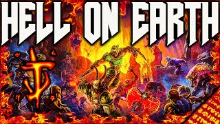 HELL ON EARTH 🔥 Mission 1 🔥 DOOM ETERNAL 🔥 100% Completion Guide