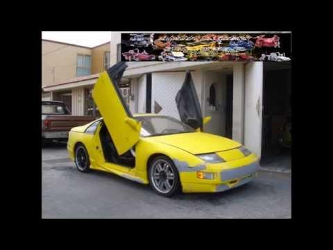 300zx amarillo lambo doors by audioxcess youtube 300zx amarillo lambo doors by