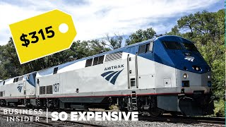Why Amtrak Is So Expensive | So Expensive