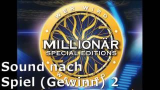 Wer wird Millionär Soundtracks [24] - Sound nach Spiel (Gewinn) 2