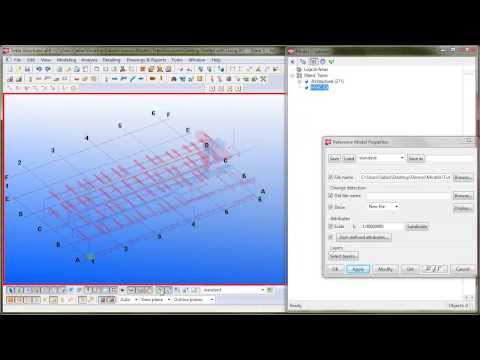 Using IFC in Tekla Structures