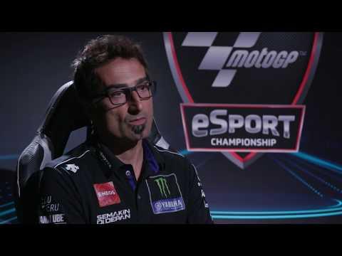 2019 MotoGP eSport - Crew Chief Tips Challenge 6: Matteo Flamigni Explains Misano