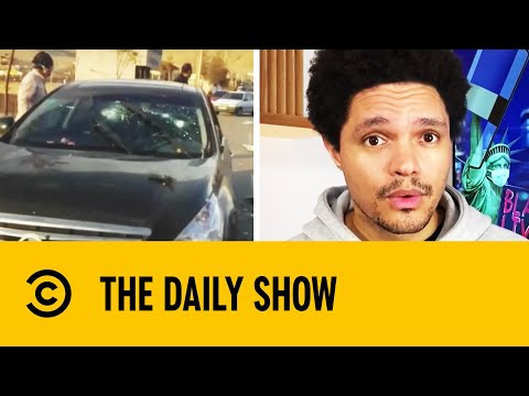 Iranian Nuclear Scientist Killed With Remote-Control Machine Gun   The Daily Show With Trevor Noah