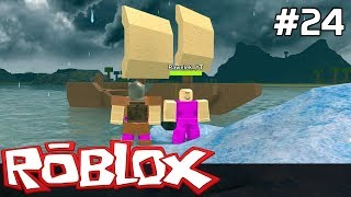 Roblox auf Polnisch [#24] PIRATES Dzikusy ATTACK/z Paul