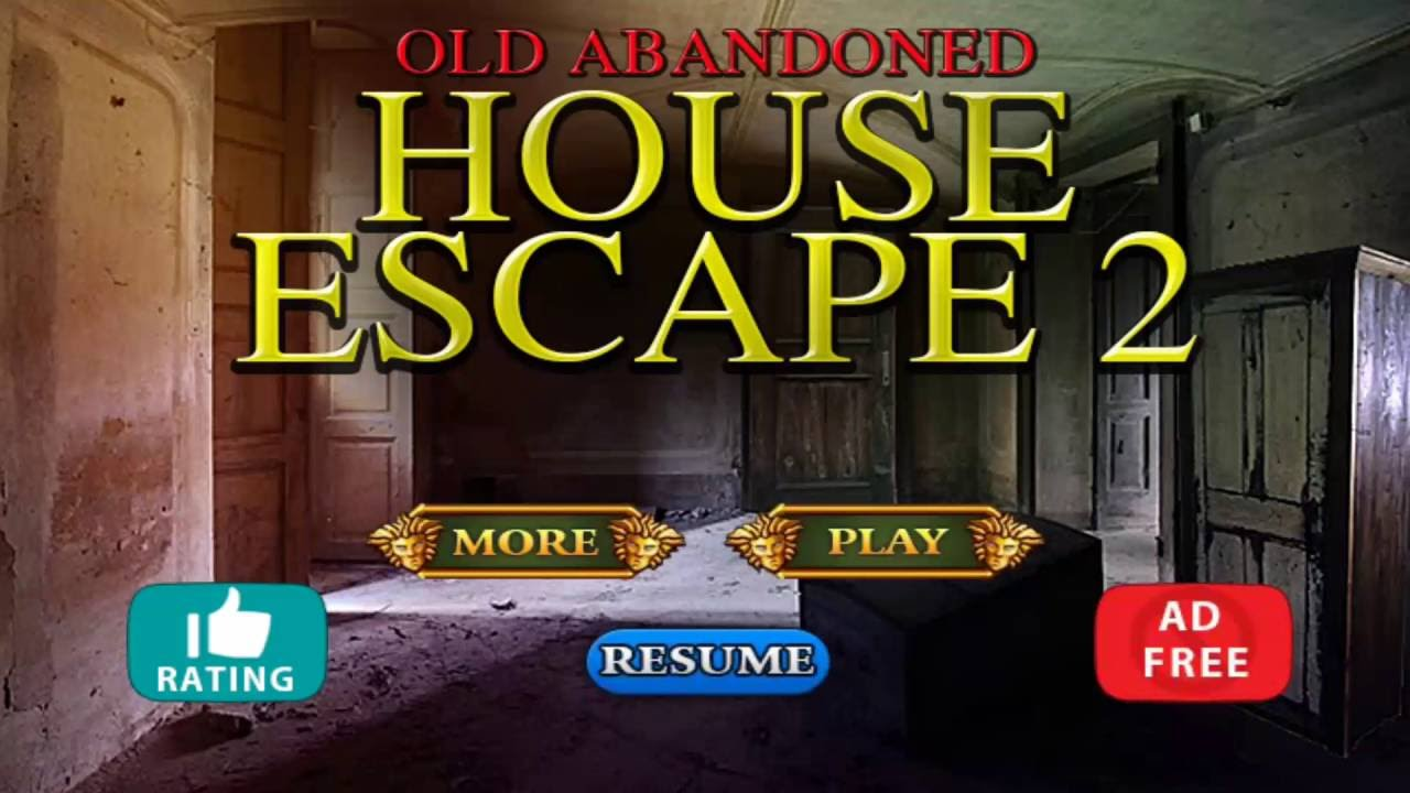 Solved Old bandoned House scape 2 full escape puzzle game ... - ^