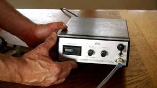 SDL90ec Laser Hair Removal System Demonstration Thumbnail