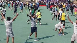 Guinness World record of hockey juggling..2017