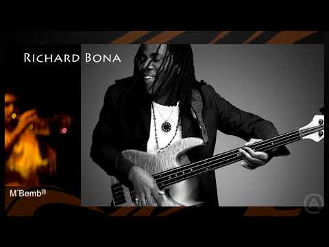 Richard Bona Mix - Grammy Award-winning jazz bassist