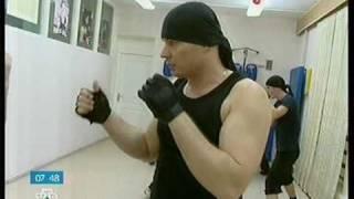 НТВ - ДЖИТ КУН ДО - А ПЛАКСИН МОСКВА 89057779991