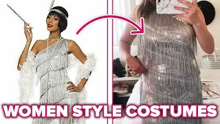 Download Women Style Halloween Costumes For A Day Mp3 and Videos