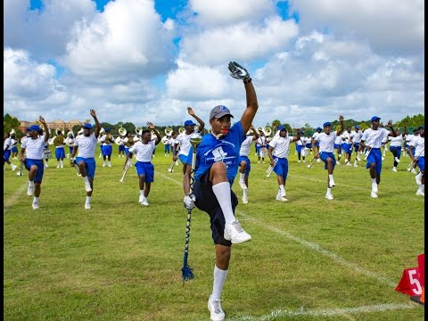 Tennessee State University Marching Band - Southwest High School Performance